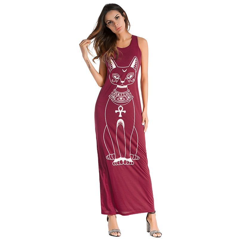 Robe Chat Egyptien Bastet | vraiment-chat