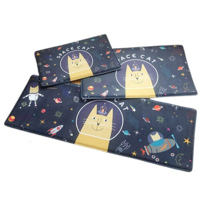 Tapis de sol Space Cat