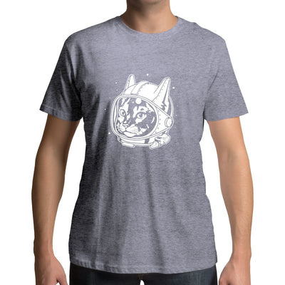 T-Shirt Chat Astronaute - Vraiment-chat