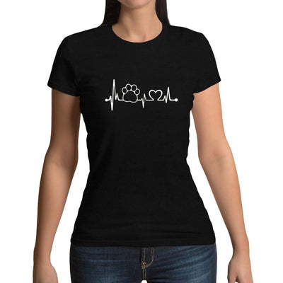 T-Shirt Chat Battement de Coeur | vraiment-chat