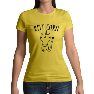 T-Shirt Chat Licorne | vraiment-chat