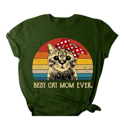 T-Shirt Chat Rosie the Riveter | vraiment-chat
