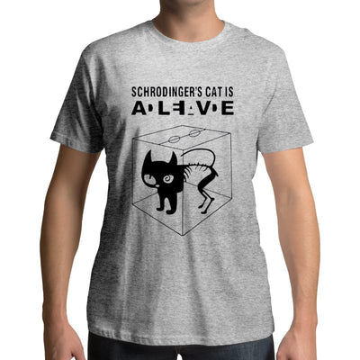 Tee-shirt Schrodinger's Cat | vraiment-chat