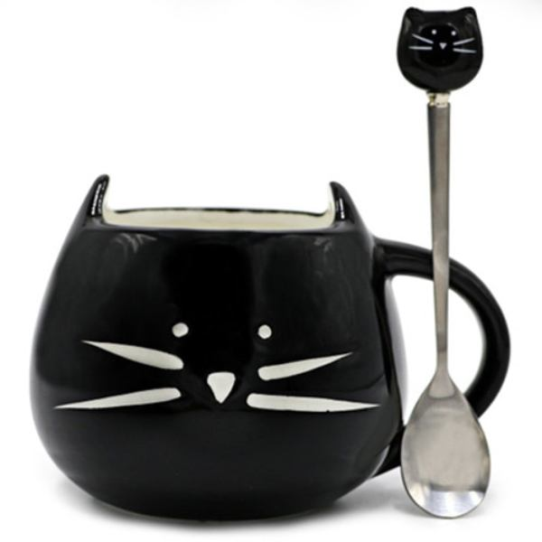 Tasse Moustache de Chat