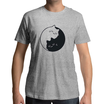 Tee-shirt de chat Tai Chi - Vraiment-chat