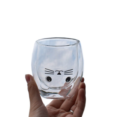 Verre Chat à Cocktail | vraiment-chat