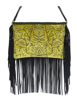 Lamar Fringed Bag