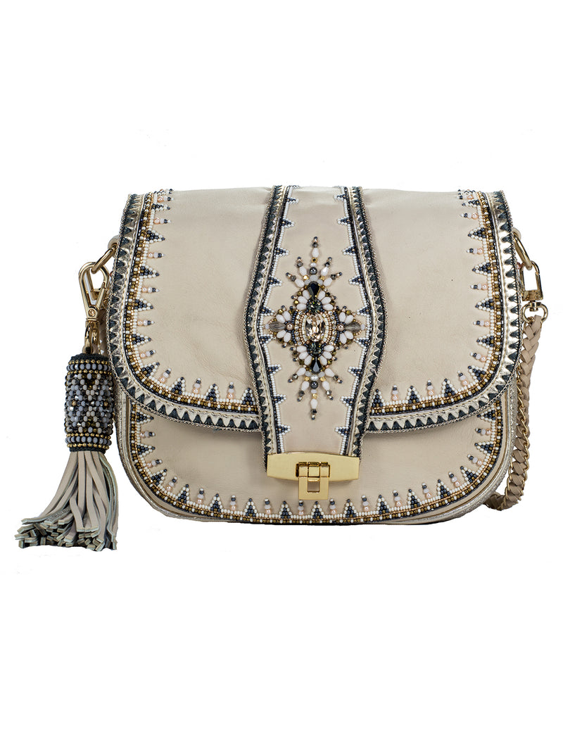 Kate Saddle Bag