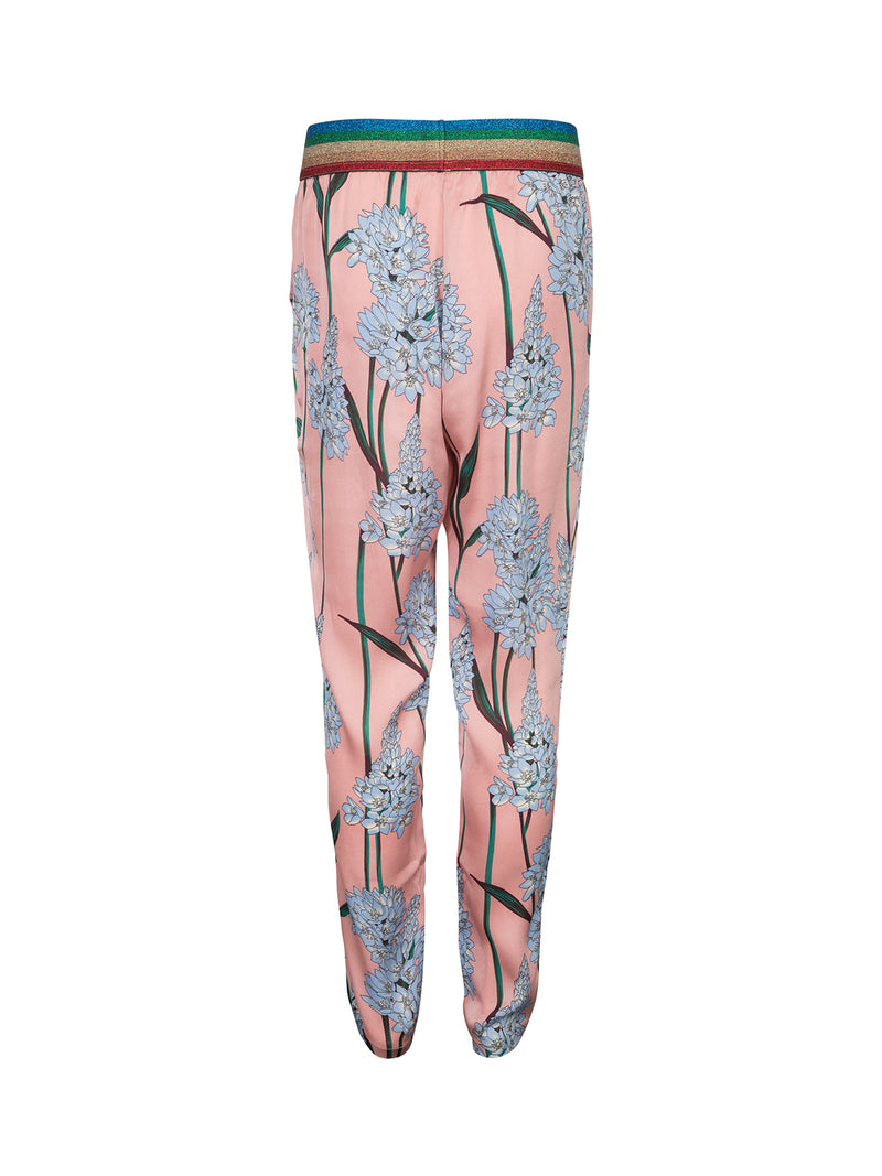 Rose Floral Trousers
