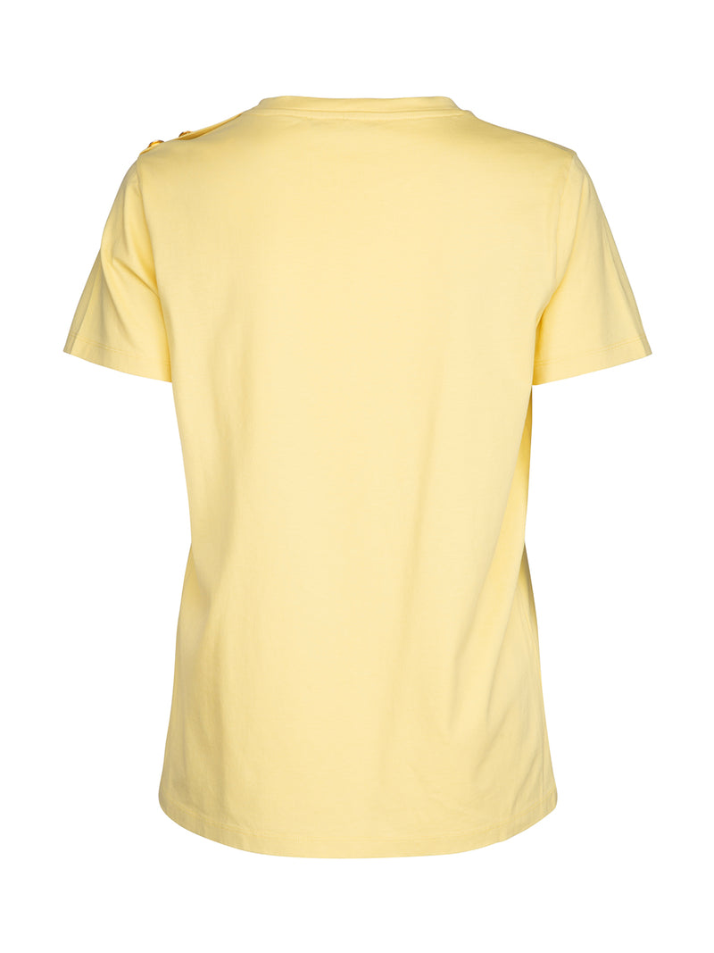Magnifique Graphic T-Shirt Yellow