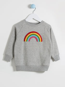 Billie Rainbow Sweatshirt