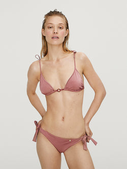 Joy Vintage Rose Bikini Top