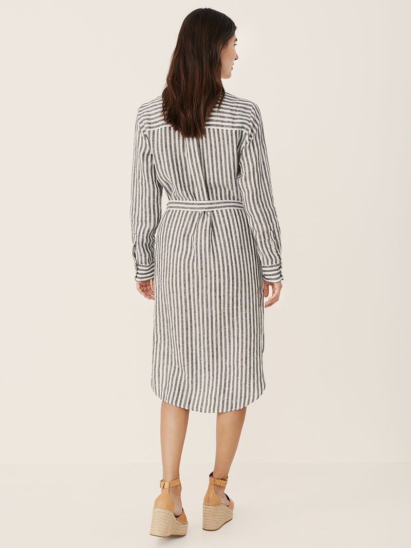 Bondie Shirt Dress