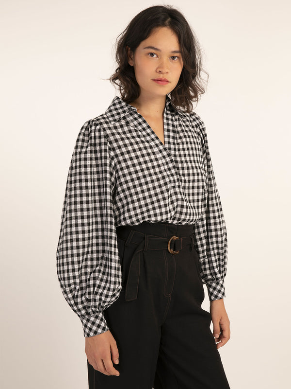 Cala Checked Shirt