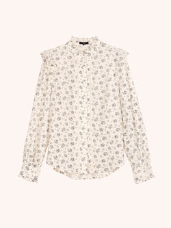 Chance Floral Blouse