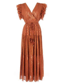 Edredon Bronze Dress