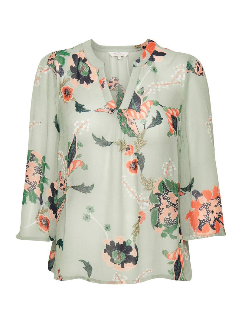 Knoxy Floral Blouse