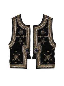 Goa Embroidered Gilet