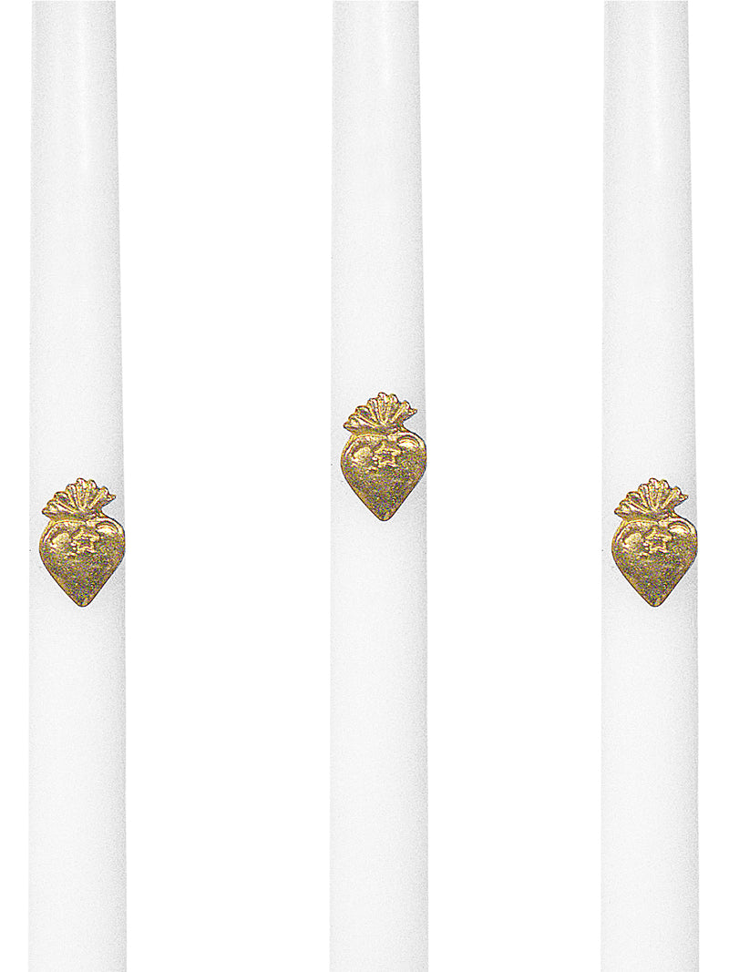 Heart Candle Jewels