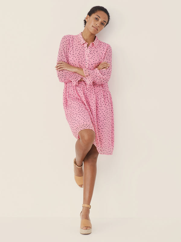 Helfred Dotty Dress