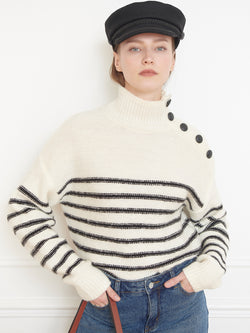 Kurma Striped Jumper