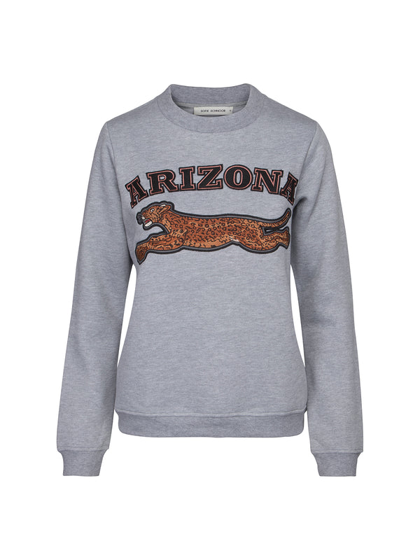 Arizona Leopard Sweatshirt