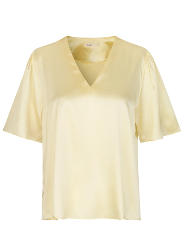 Dakota Lemon Blouse