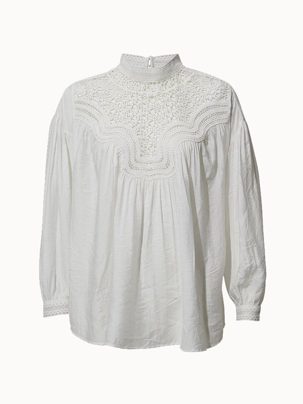 Lucy Lace Blouse