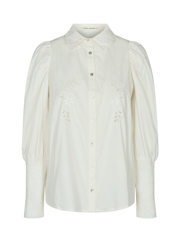 Marie Embroidered Shirt