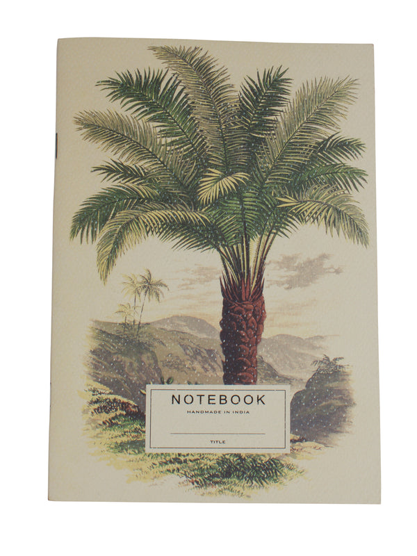 Palm Tree Notebook