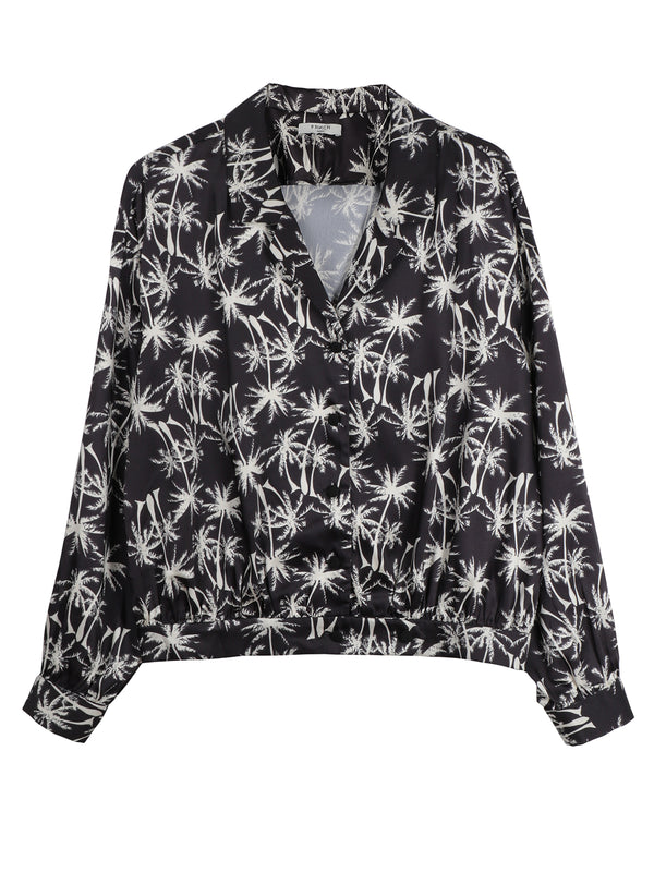 Palmiere Patterned Shirt