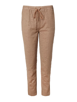Tobacco Poupy Trousers