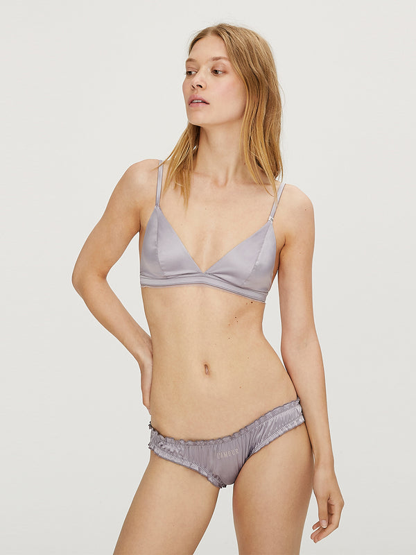 Lolita Silver Purple Briefs