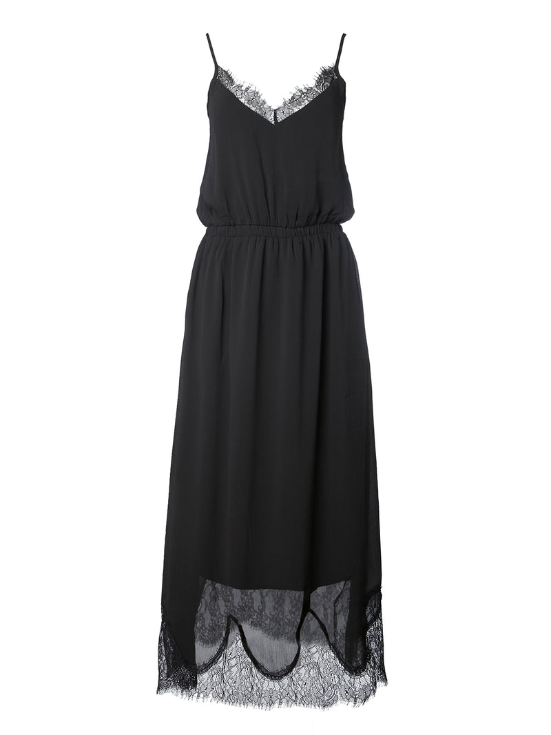 Rumba Dress Black