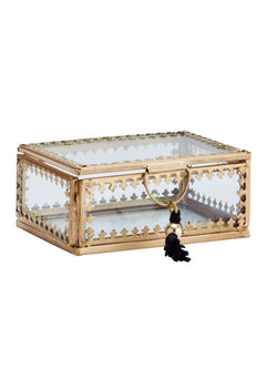 Small Jewellery Box with Tassle