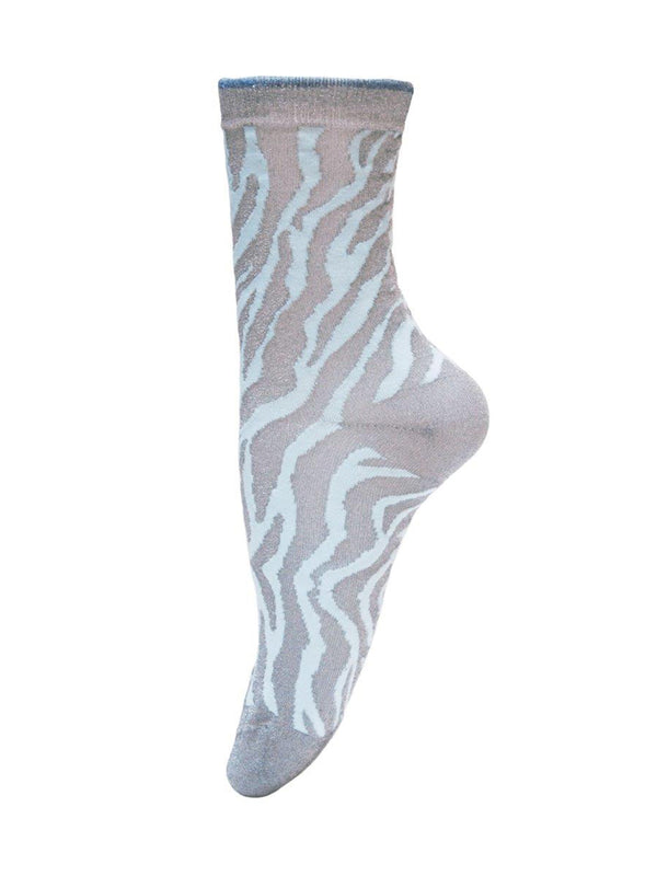 Zinba Socks Light Blue