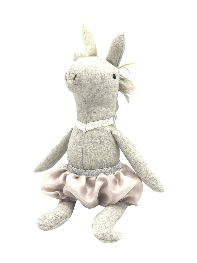 Alice Unicorn Soft Toy