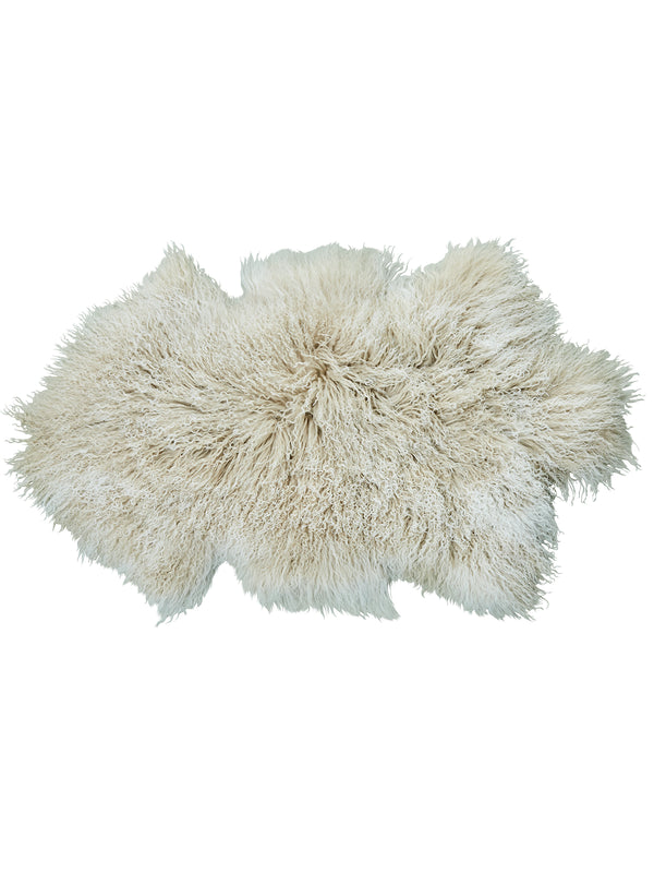 Sheepskin Throw