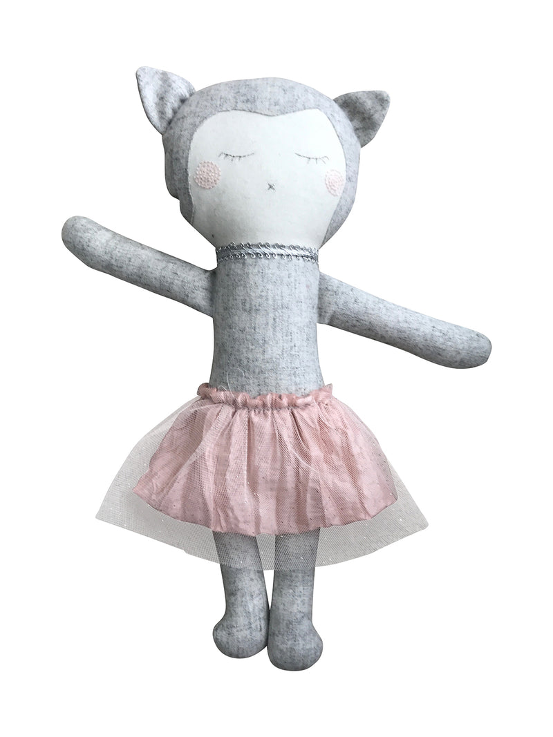 Audrey Doll Soft Toy