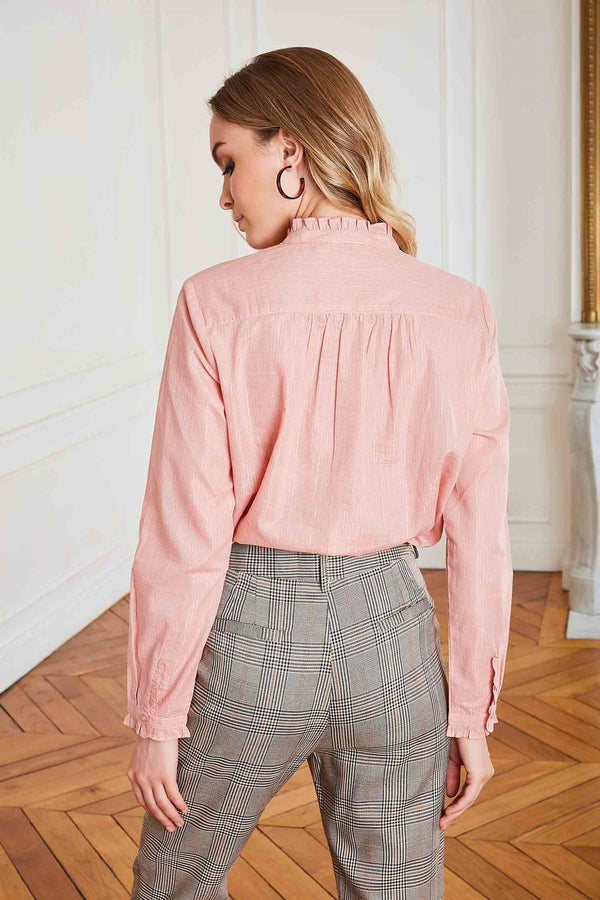 Clay Rose Blouse