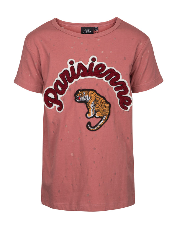 Rose Parisienne T shirt