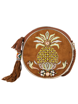 Round Pineapple Bag