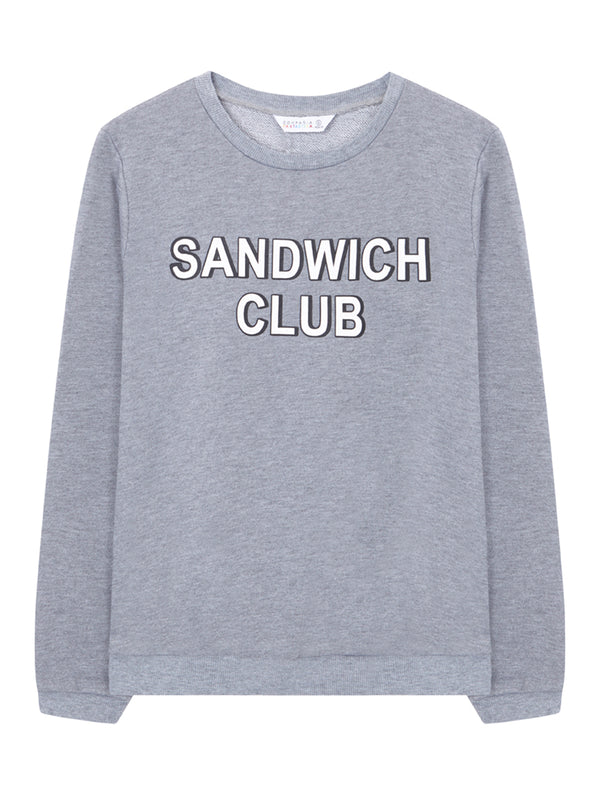 Sandwich Club Jumper