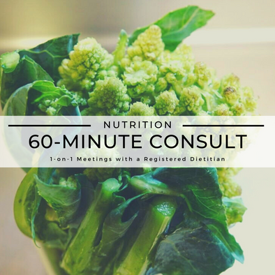 Nutrition Coaching 60-Minute