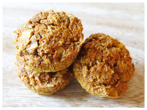 Coconut Curry Carrot Muffin