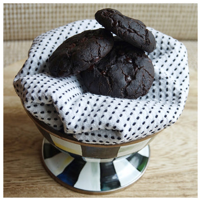 Dark Chocolate Espresso Cookie Dough