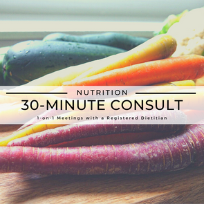 Nutrition Coaching 30-Minute