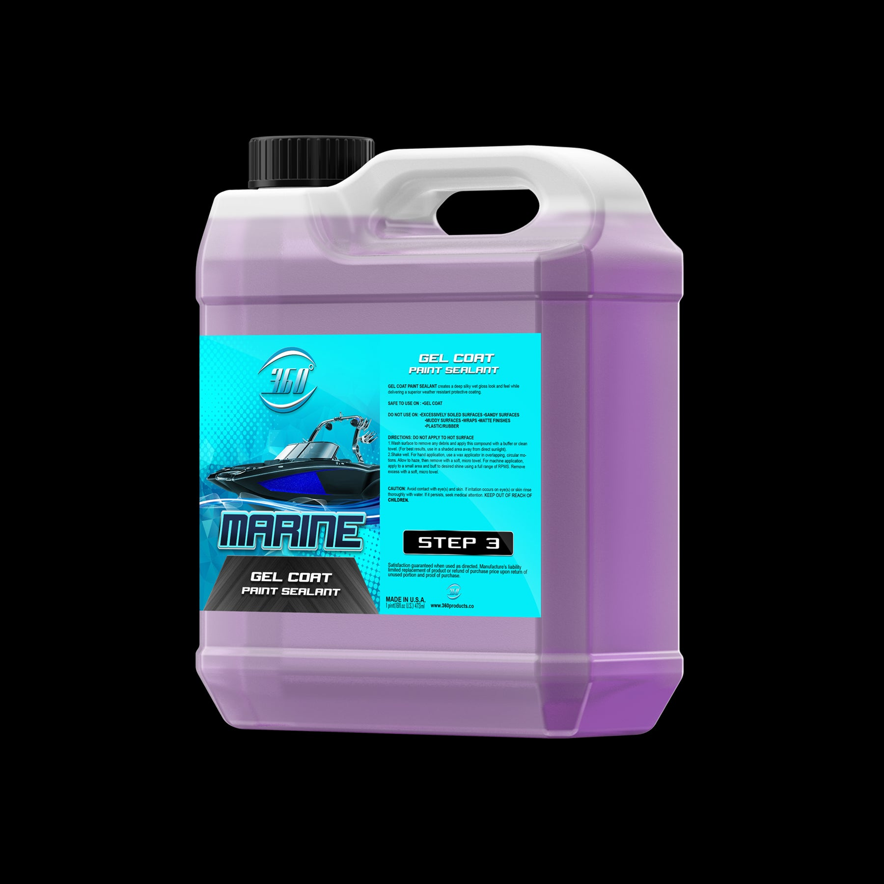 GEL COAT | MARINE PAINT SEALANT
