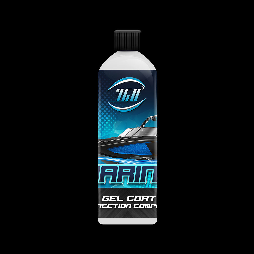 GEL COAT | MARINE CORRECTION COMPOUND
