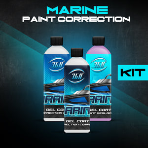 Marine Paint Correction Kit | 3 Step Paint Correction System